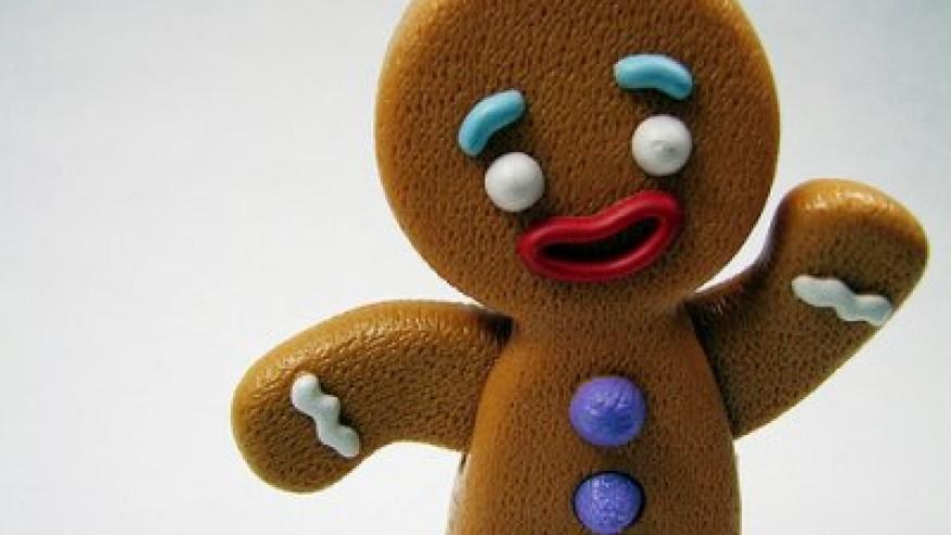 Journalism Editors Make Gingerbread Houses
