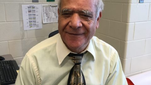 Chemistry Teacher with an Element of Excellence Lands at Chamblee