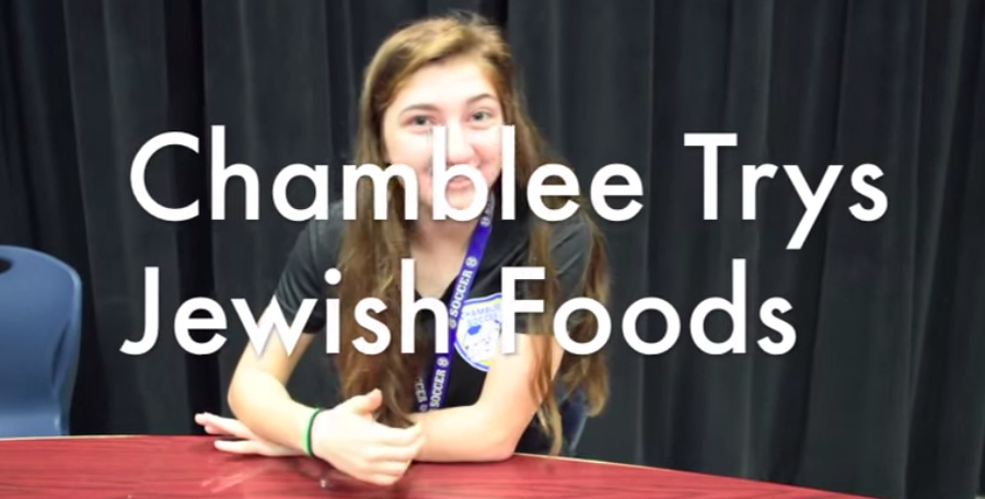 Chamblee+Students+Try+Jewish+Food