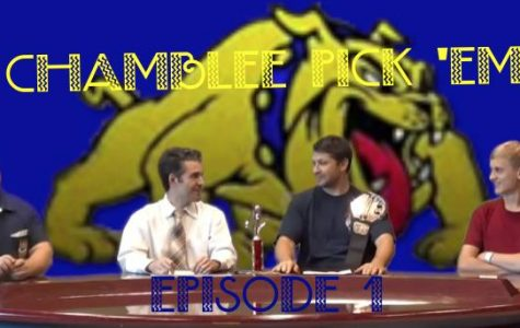 Chamblee Pick 'Em 2015-2016: Episode One