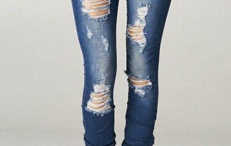 Distressed Teens Bemoan Lack of Distressed Jeans