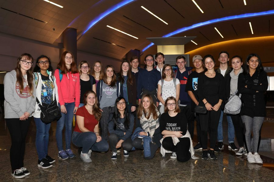 German Exchange Students Take Atlanta