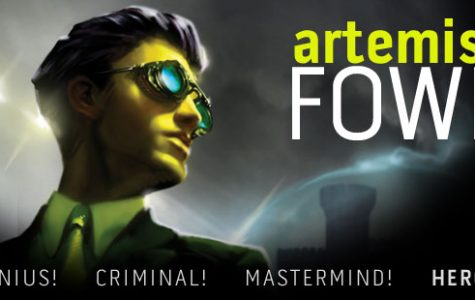 Artemis Fowl is a Timeless Tween Novel