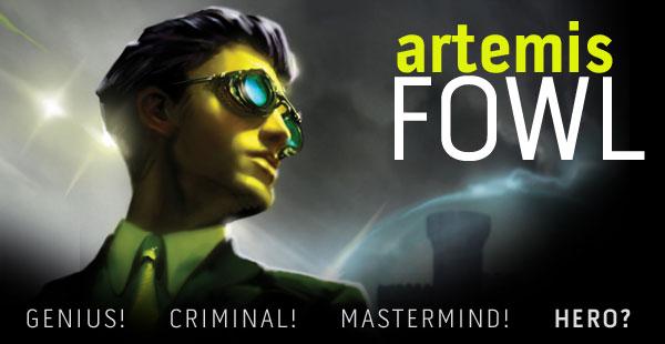 Artemis Fowl is a Timeless Tween Novel