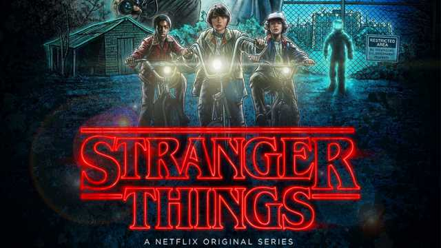 Stranger Things is Netflix's Next Big Thing
