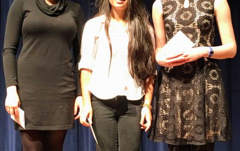 Chamblee Students Slam at the Annual Poetry Recitation Contest