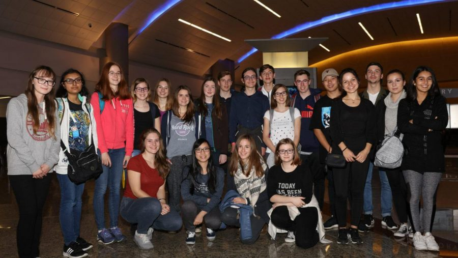 Emerging Ties with German School Cut