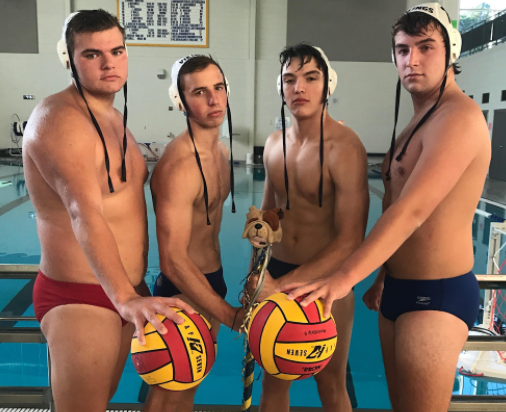 Water Polo Learning to Float