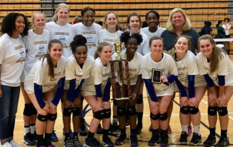 Volleyball Team Impresses This Season