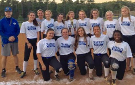 Softball Team Reaches State Playoffs