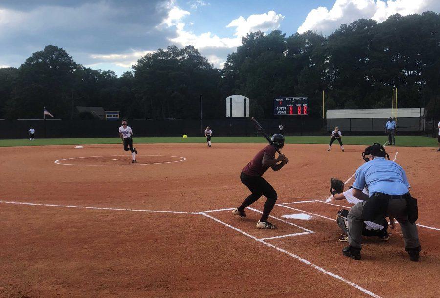 CCHS Softball Starts Season with a Bang