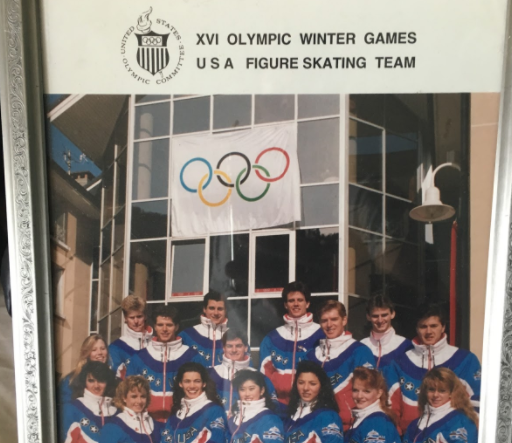 Chamblees Own Winter Olympians?