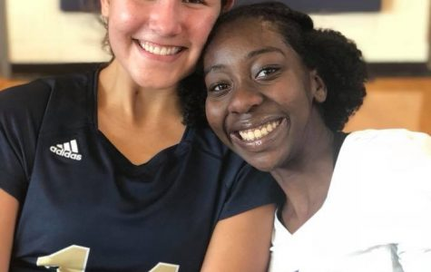 DeKalb County Volleyball Rivals Go Head to Head at CCHS