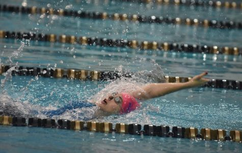 Student Swimmers Pursue Goals Outside of Swim Season