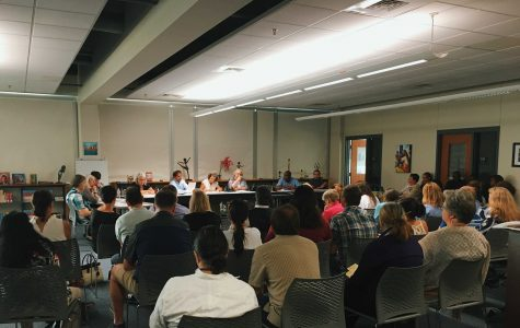 September Governing Board Meeting Raises Concern Among CCHS Community
