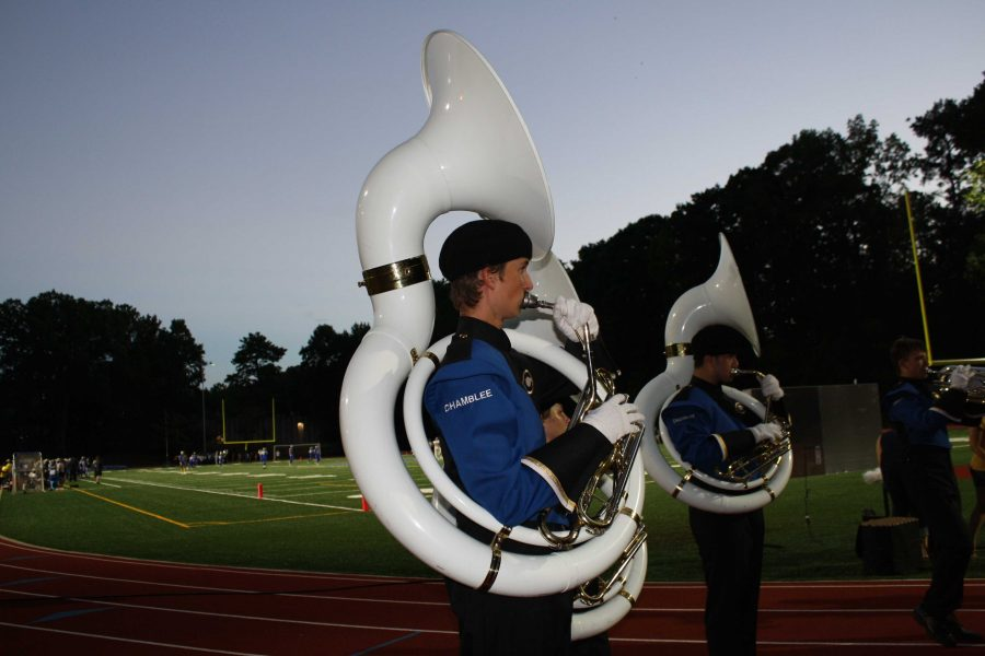 Sousaphone+Section+Steals+the+Show