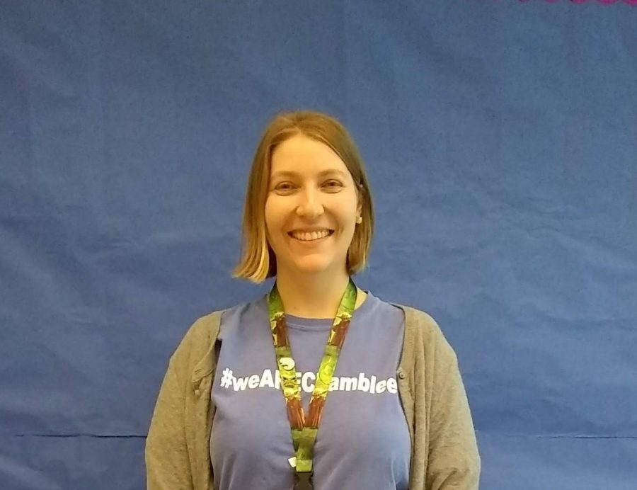 New English Teacher Hannah Postema to Fuse Pop Culture with Learning
