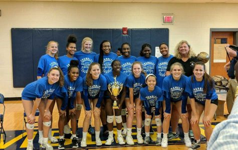 As State Playoffs Approach, Chamblee Volleyball Looks Back at a Triumphant Season