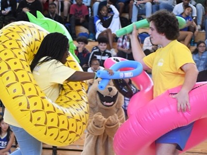 Homecoming Hype at Latest Pep Rally