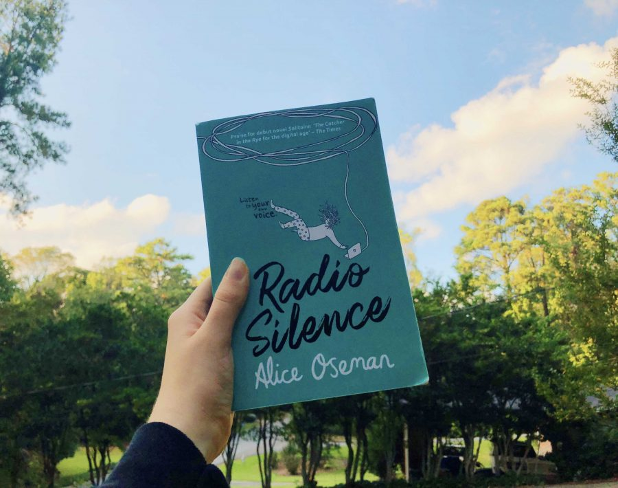 Alice+Oseman%27s+Young+Adult+novel%2C+Radio+Silence.+