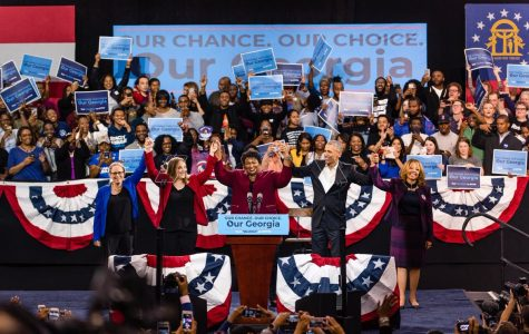 Barack Obama in Atlanta, Urges Students and All to Vote