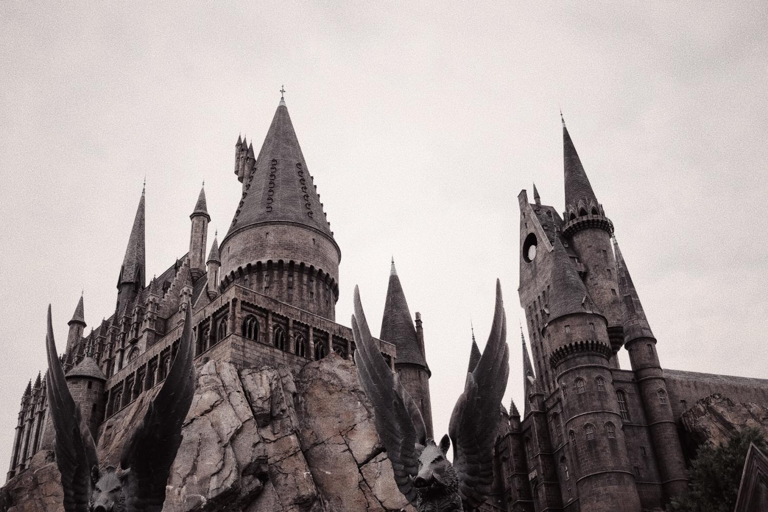 Hogwarts at Universal Orlando's Wizarding World of Harry Potter.