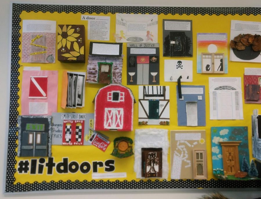 Lit Doors projects showcased by Dr. Isserstedt.