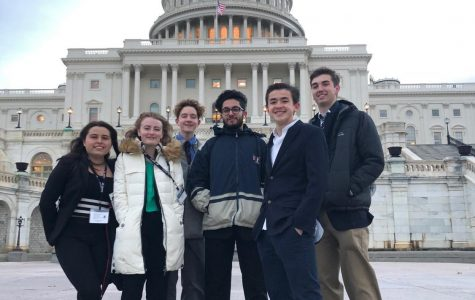 Chamblee Students' Up Close Government Experience
