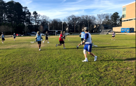 Lacrosse Team Welcomes Newbies to the New Season