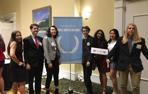 Young Delegates Fight for Change at Model UN