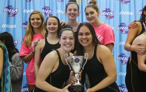 Lady Bullsharks Make a Splash at State Championships