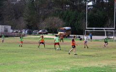 Seven Teams, One Field: CCHS's Nightmare Practice Situation