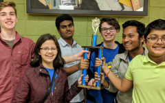 JV Quiz Team Takes First at State Championship