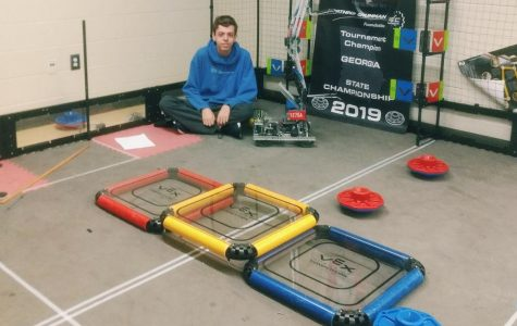 Robotics Team Gears Up for International Competition