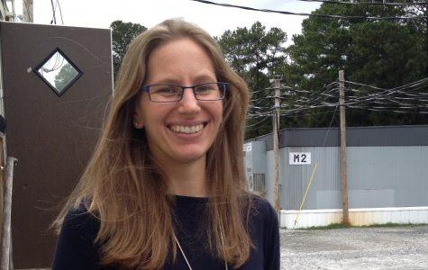 Assistant No Longer: Gail Barnes Becomes CCHS Principal