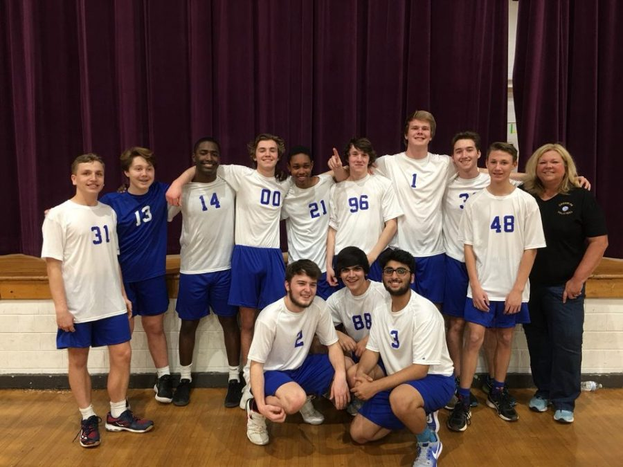 Get Served by the Chamblee Men's Volleyball Team