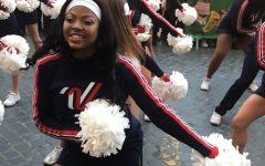 Junior Solange Jackson Cheers Her Way to Rome