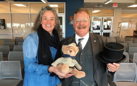 "Theodore Roosevelt ""Repriser"" Brings History to Life at CCHS"