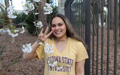 Star Athlete Swims Her Way to Arizona State