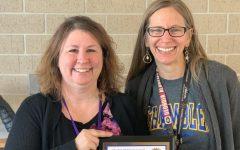 Beloved English Teacher Named Rotary Teacher of the Year