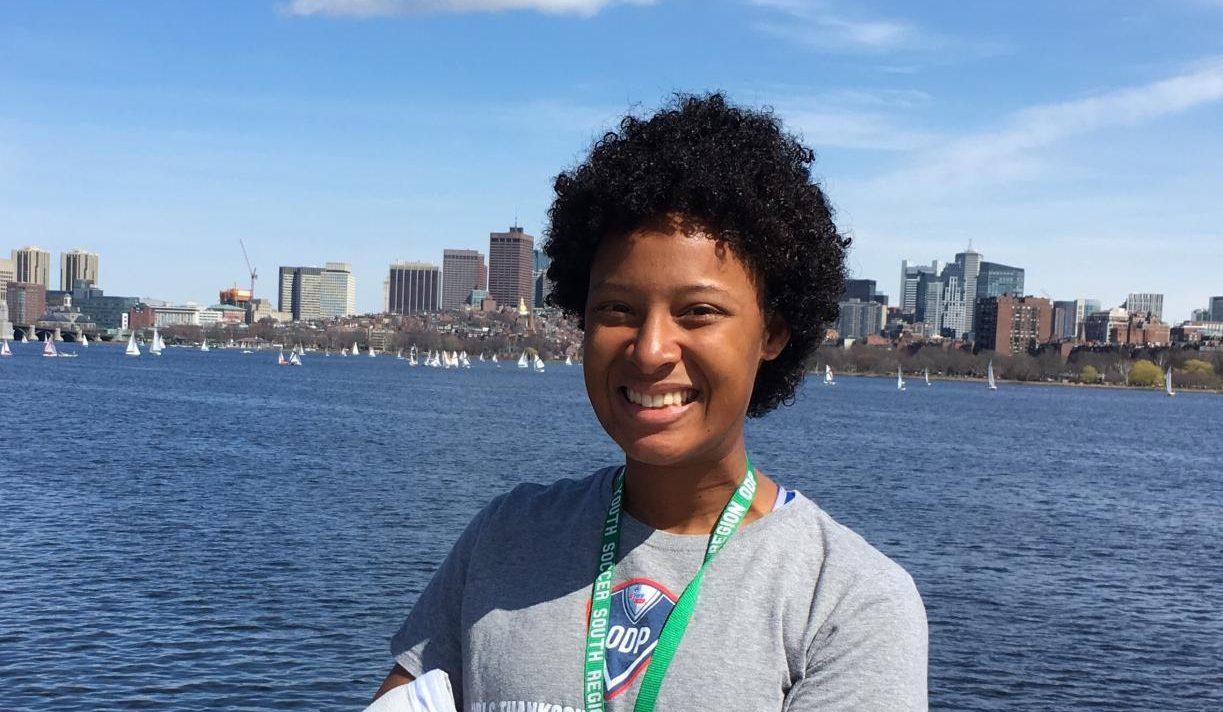 Senior Savannah Lawrence excitedly awaits her future at MIT.