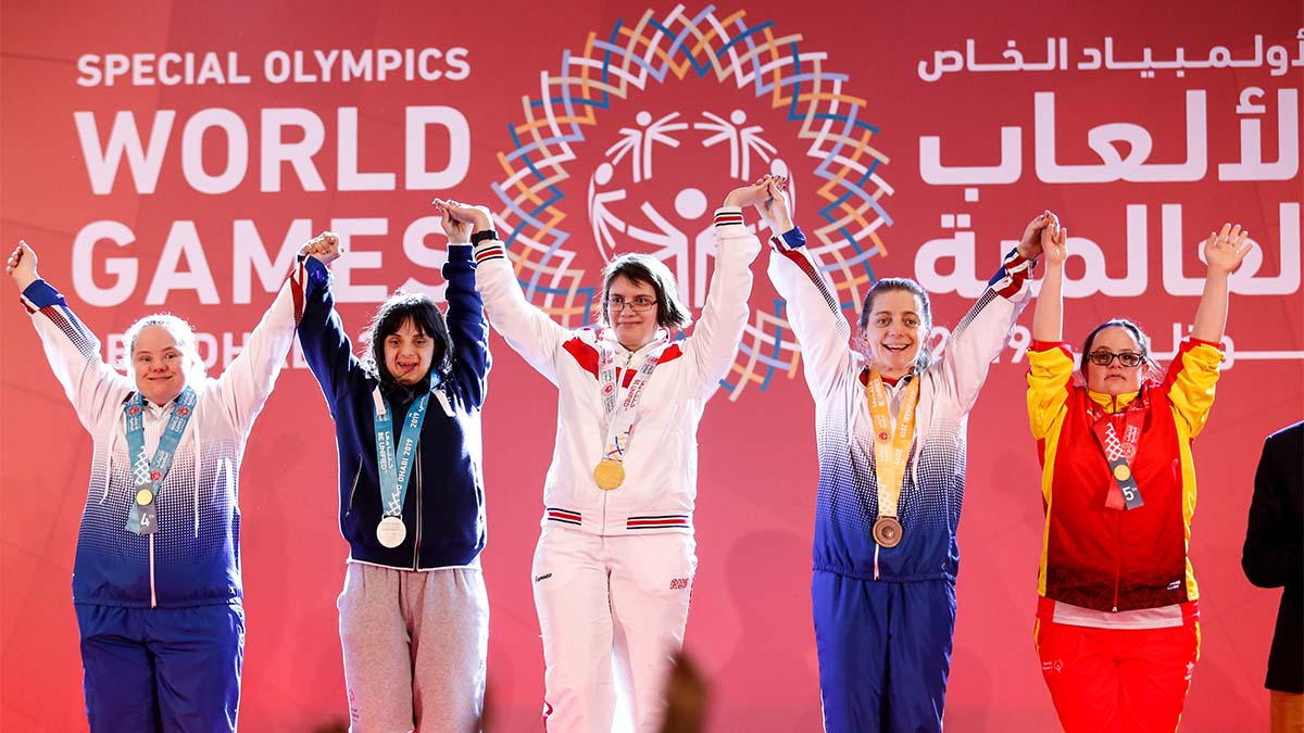 Special Olympics is the world's largest sports organization for children and adults with intellectual disabilities and physical disabilities.