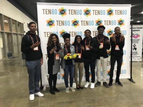 Chamblee's NSBE Takes on Detroit at National Convention