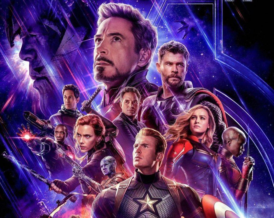 Endgame+premiered+April+24%2C+2019.+