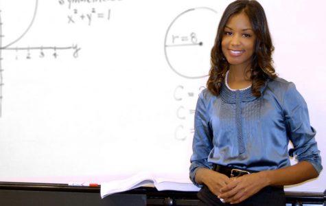 Women in STEM Blazing New Trails: Stephanie Espy