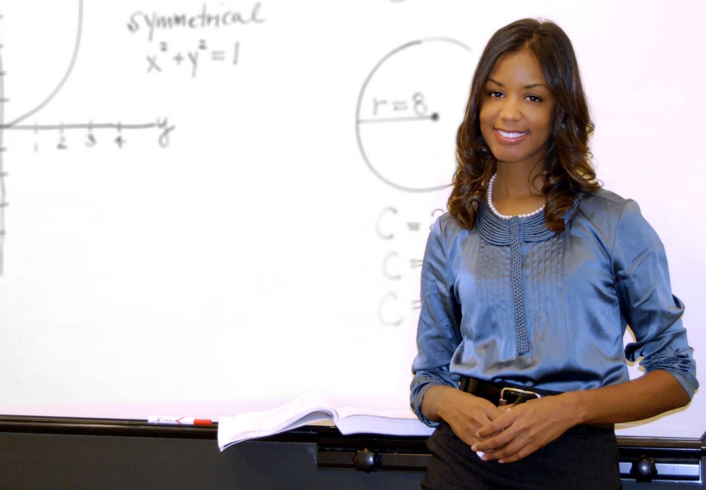 Stephanie Espy, founder of the STEM Gems program for Girls in STEM and MathSP.