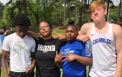 Chamblee Junior Athlete 'Discus-es' Regional Win