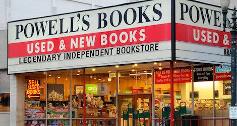 Powell's City of Books: Portland's Favorite Hotspot and What We Can Learn From It