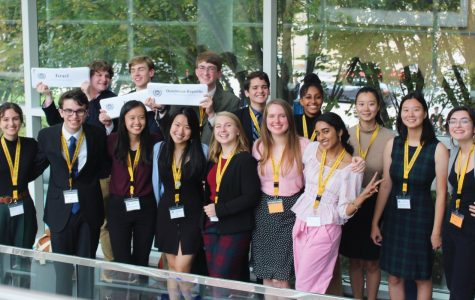 Students Turned Diplomats: CCHS Competes at Georgia Tech Model UN Conference
