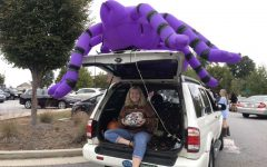 """No Tricks, Just Treats: Chamblee Students Celebrate Fall with First-Ever """"Trunk-Or-Treat"""""""